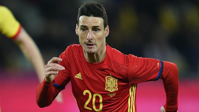 Aritz Aduriz is back in Spain's squad to face Macedonia and England and understands initially being overlooked for the Russia 2018 campaign.