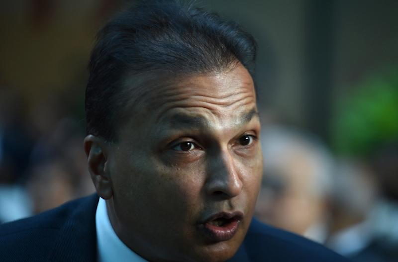 Indian billionaire Anil Ambani settled his debt with Ericsson after the Supreme Court warned that he would be jailed if he refused to pay