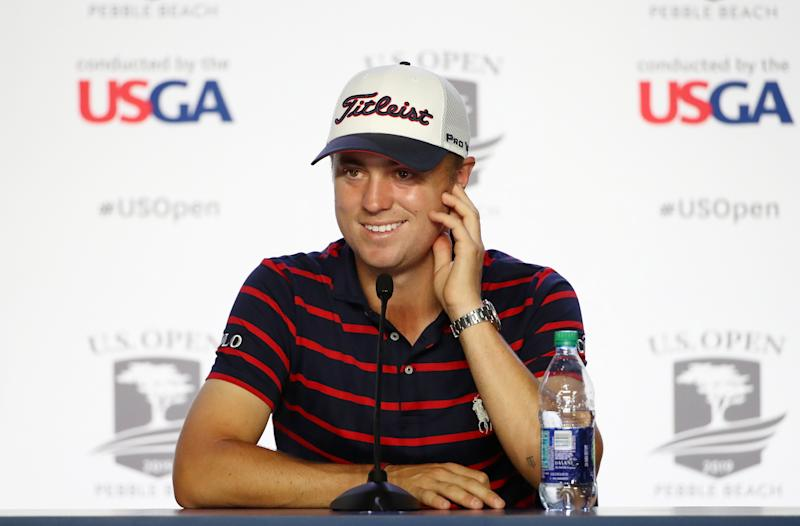 Koepka not thinking about 3-peat at U.S. Open
