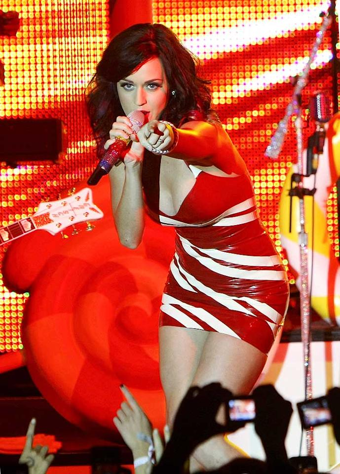"""October 25: Katy Perry turns 26 Florian Seefried/<a href=""""http://www.gettyimages.com/"""" target=""""new"""">GettyImages.com</a> - October 6, 2010"""