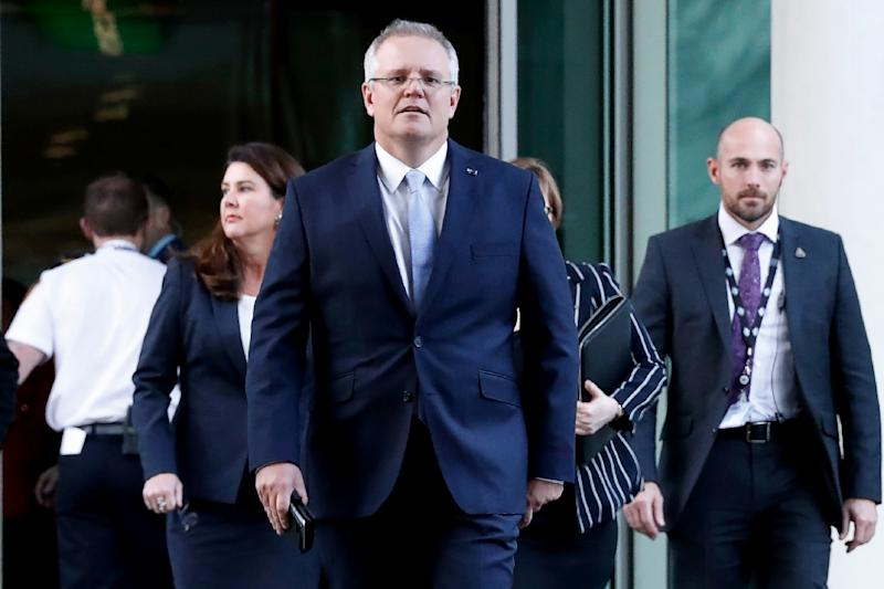 New Australian PM Gets to Work; Gov't Support Plummets