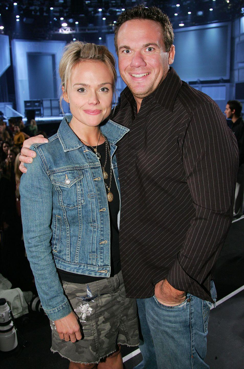 <p>Suzy Preston and Matt Hoover didn't just lose a ton of weight on season 2 of <em>The Biggest Loser</em>, they found one another. The couple appeared on the show in 2005 and got married a year later. Suzy was a finalist, while Matt was crowned the winner.</p>