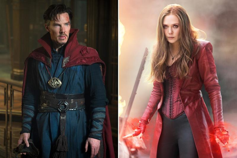 Marvel Announces 'Doctor Strange 2' With Scarlet Witch as Co-Star