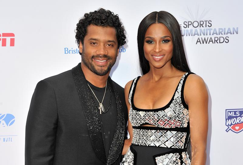 Seahawks quarterback Russell Wilson and his wife, Ciara, have joined the Seattle Sounders' ownership group.