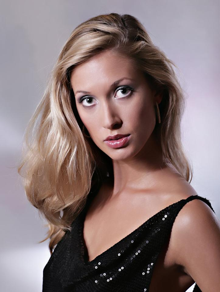 "Miss District of Columbia, Katie Marie Grinold, is a contestant in the <a href=""/miss-america-countdown-to-the-crown/show/44013"">Miss America 2009 Pageant</a>."