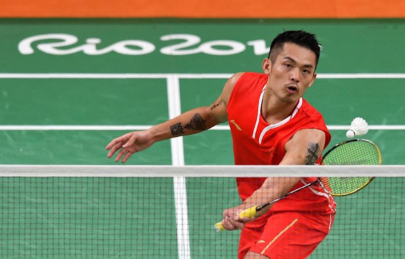Chen outplays Lee in badminton final