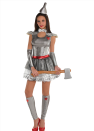 """<p>Could someone please drop a house on <a href=""""http://www.partycity.com/product/adult+tin+man+costume+wizard+of+oz+dress.do?sortby=ourPicks&page=3&navSet=110777"""" rel=""""nofollow noopener"""" target=""""_blank"""" data-ylk=""""slk:this """"naughty"""" twist"""" class=""""link rapid-noclick-resp"""">this """"naughty"""" twist</a> on the beloved<em> Wizard of Oz</em> character?<br>(Photo: Partycity.com) </p>"""