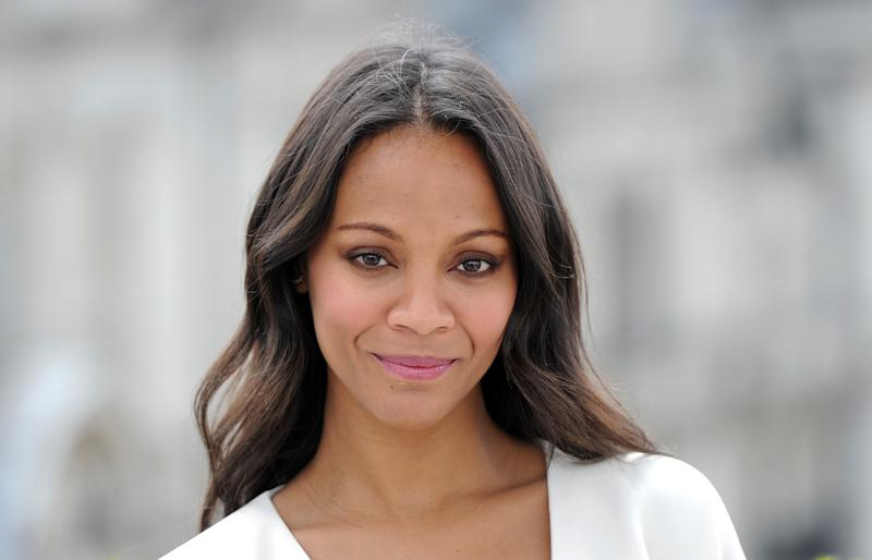 Zoe Saldana On Traveling to Japan With Her 82-Year-Old Grandmother