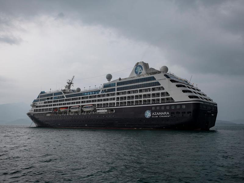 Azamara Pursuit 2019