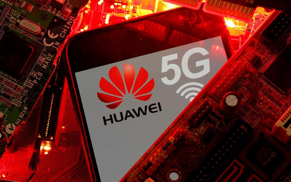 Huawei equipment will not be used in the UK's most sensitive 5G infrastructure. - DADO RUVIC/REUTERS