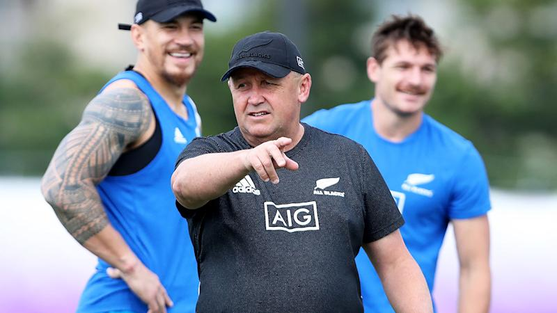 Ian Foster has been handed a two-year deal as the new All Blacks head coach.