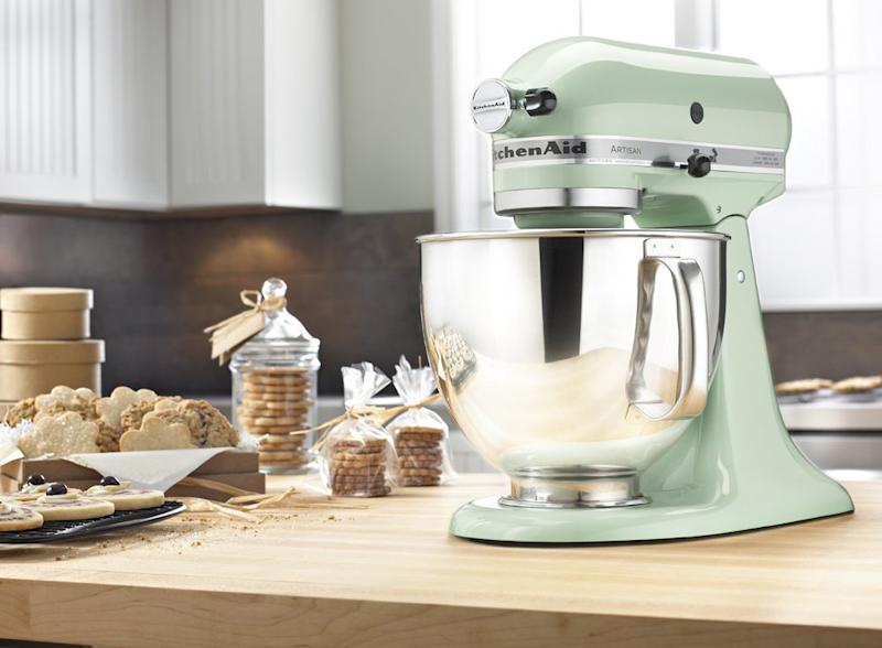 The Kitchenaid Stand Mixer Everyone Loves Dropped To Its