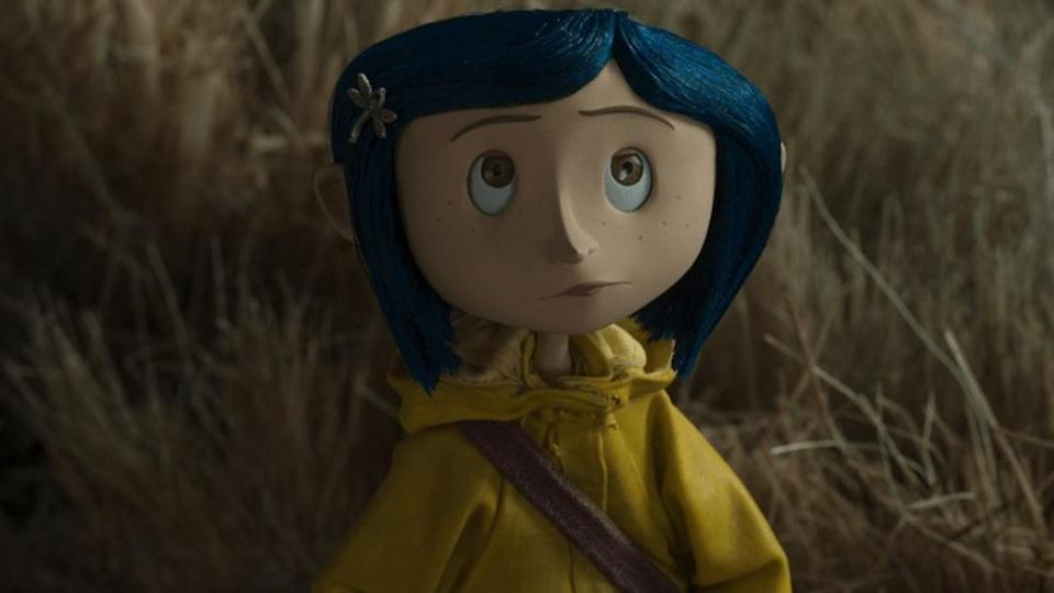 <p> Based on the Neil Gaiman book, Coraline is probably on the darker side of the animated spectrum, with constant eye-popping imagery and a surprisingly morbid plot. Face your fears, however, and you're met with an always-inventive stop-motion film about a girl finding her way in the world. This story will tickle your funny bone just as often as it makes the hairs on the back of your neck stand on end. </p>