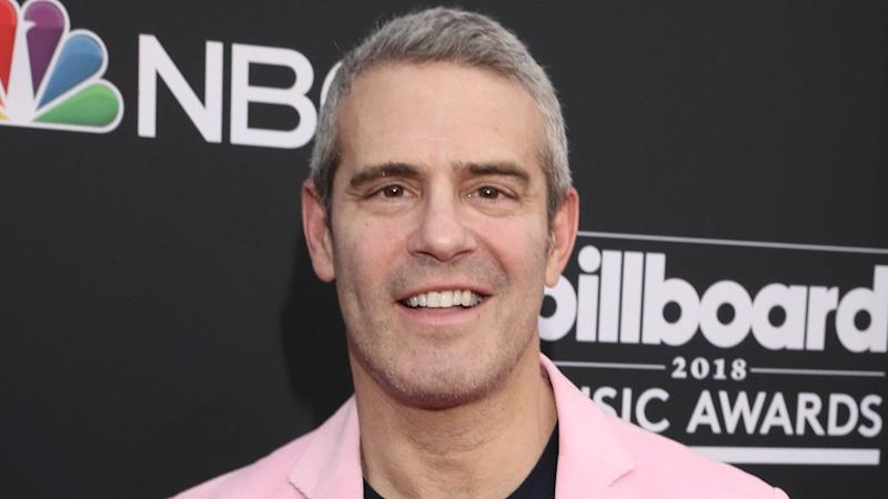 Andy Cohen Addresses Rumors Kathy Hilton Could Replace Lisa Vanderpump on 'RHOBH'