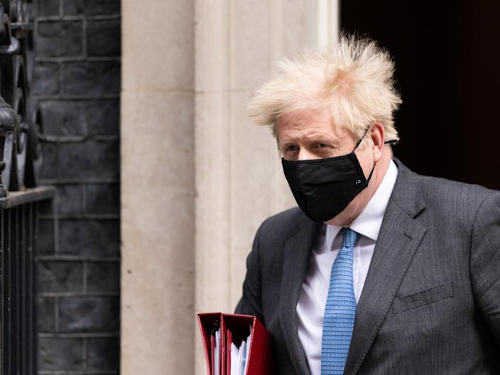 Tory staff have been told to hand over communications over No 11 Downing Street flat within a week amid an investigation, reports say (Getty Images)