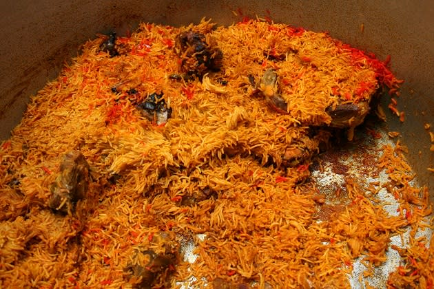 Dum Good Briyani