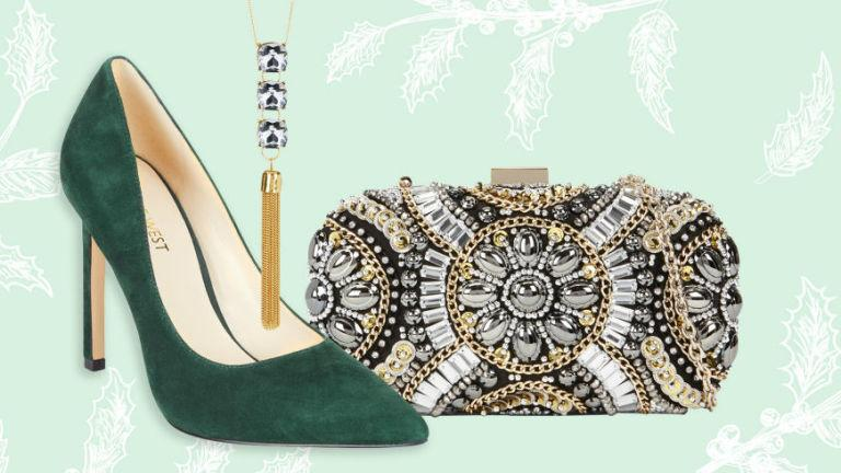 """<p>Holiday parties are your time to dazzle, so don't settle for any look less than spectacular. These festive finds will have you perfectly dressed for every special occasion this winter, whether you're attending a <a rel=""""nofollow"""" href=""""http://www.womansday.com/food-recipes/food-drinks/g2055/christmas-dinner-ideas/"""">Christmas dinner</a>, office soirée, or <a rel=""""nofollow"""" href=""""http://www.womansday.com/style/g2774/new-years-eve-outfit-ideas/"""">New Year's bash</a>. It's going to be one sparkling season.</p>"""