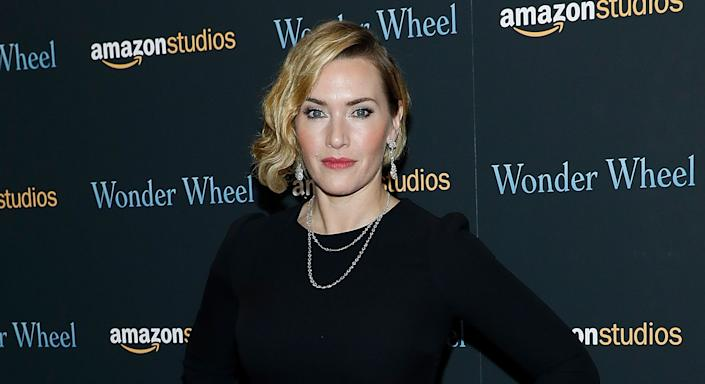 Kate Winslet reveals fears 'bad' skin would ruin 'flawless' Titanic make-up
