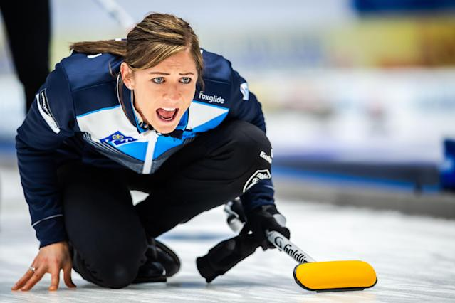 Eve Muirhead of Scotland clinched her eighth national title last month