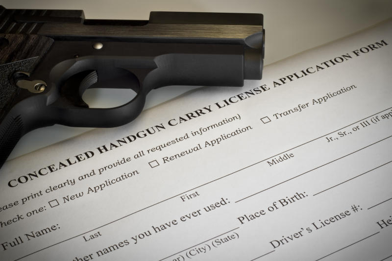 More than 4,000 black women in Chicago have a concealed carry license.  (Rdlamkin via Getty Images)