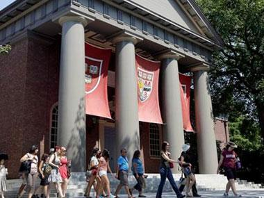 Harvard, NYU legal journals accused of bias against whites and men as scrutiny mounts over how America's elite colleges consider race