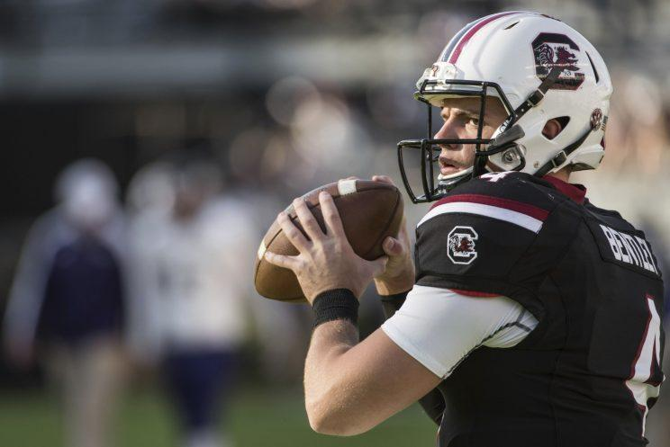 South Carolina could surprise some people in the SEC. (AP)