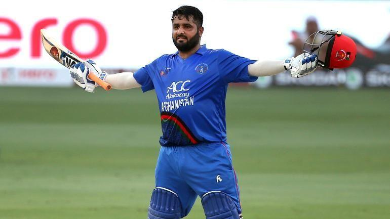 Mohammad Shahzad smashed 74 off just 16 balls in a T10 game