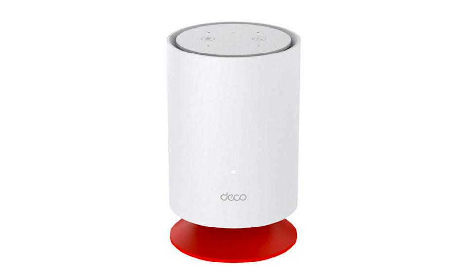 TP-Link Deco Voice X20 smart speaker.