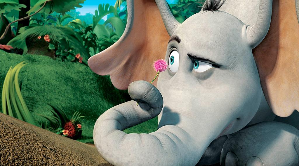 """10. <a href=""""http://movies.yahoo.com/movie/1809736283/info"""">HORTON HEARS A WHO</a>  Total Gross: $154,529,439    Featuring the voice talents of Jim Carrey and Steve Carell, and based on Dr. Seuss' storybook classic, the computer-animated Horton hit it big in March with one of the top spring opening weekends ever."""