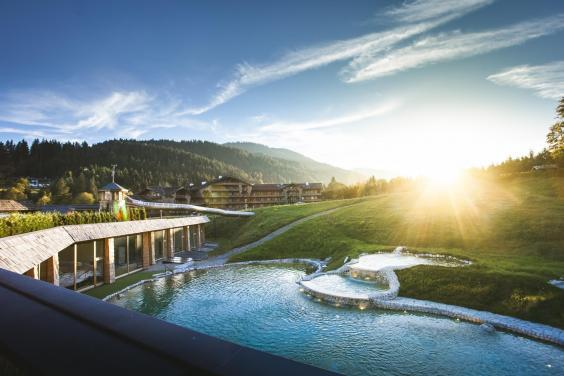 Stay in Austria's stunning Stanglewirt eco-resort