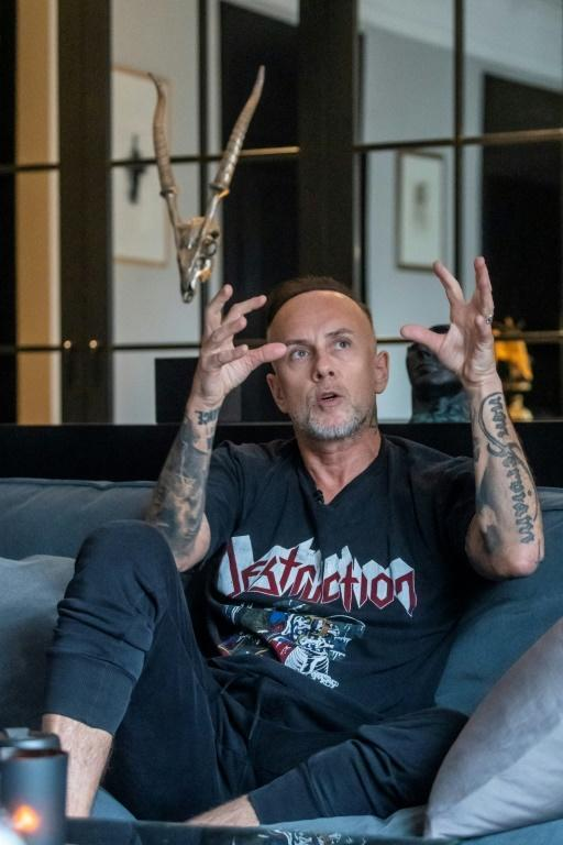 Nergal's band Behemoth is well known on the heavy metal scene for its highly theatrical performances and they are regularly taken to task in Polish right-wing media