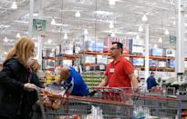 <p>Rebates on consumer products are most commonly done through mailing in your receipt to the manufacturer. At Costco, however, you can get your rebate instantly at the cash register. Consult your monthly coupon book to see which items have instant rebates. Signs in the store can also sometimes indicate which products have an instant rebate.</p>