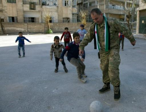 Four lives derailed by Syria's brutal war