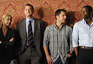 Psych | Photo Credits: Alan Zenuck/USA Network