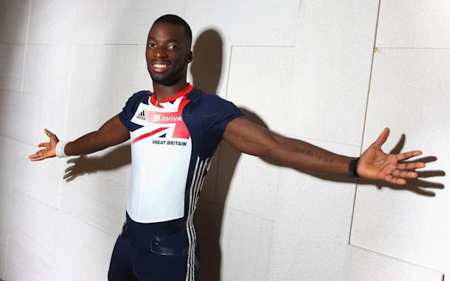 """Olympic sprinter Nigel Levine is facing a doping ban after British Athletics announced on Wednesday morning that he had been provisionally suspended for failing a drugs test. News of Levine's failed test first emerged last December, in the highest profile doping case to hit British athletics for a decade. The 400m runner had been planning his competitive comeback after breaking his pelvis in a serious motorbike accident in January. However, he failed a test for a substance believed to be clenbuterol, and is now fighting to salvage his career. """"UK Athletics has today announced that athlete Nigel Levine has been provisionally suspended from participating in athletics after being charged with having committed an anti-doping rule violation,"""" said a UK Athletics spokesperson. """"The provisional suspension was issued by UK Anti-Doping and is in accordance with IAAF Anti-Doping Rules. """"The individual now has the opportunity to respond to the charge against him including the right to a full hearing of the case."""" Telegraph Sport has contacted Levine for comment. Levnie (far left) pictured after winning silver as part of the British men's 4X400m relay at the European Athletics Championships in 2012 Credit: GETTY IMAGES Levine, who was born in Trinidad and Tobago and raised in Northamptonshire, has been a mainstay of the British 4x400 team since making his senior international debut in 2009. He has twice won European relay gold and made it onto three world indoor podiums as part of British 4x400m teams, but his career was thrown into doubt when the motorbike he was riding with team-mate James Ellington collided with a car while on a British Athletics training camp last January. That accident left him hospitalised for weeks, while Ellington is yet to return to sprinting more than a year after suffering life-threatening injuries. Speaking about the decision to retain Levine on top level funding last November, UK Athletics performance director Neil Black said: """"Nigel's recovery fro"""