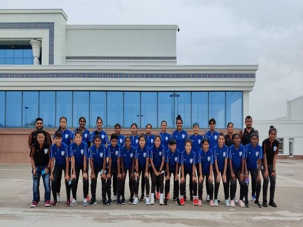 Indian women's football team (Photo/ Indian Football Team Twitter)