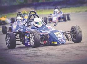 Nothing is a given in motorsport: Aaroh Ravindra