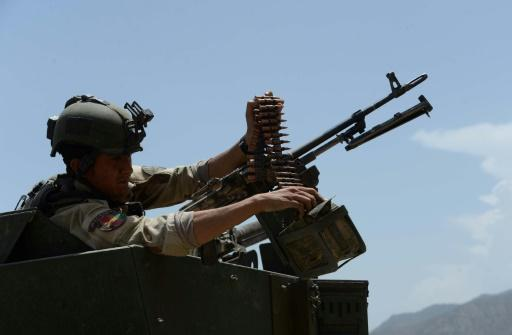 Afghan forces retake district in Helmand from Taliban: US