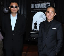 Wong Kar Wai On China's Growth, Kung Fu, Oscar Contenders & Bruce Lee
