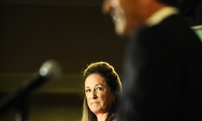 Elizabeth Colbert Busch has a narrow lead in the polls, and her Monday debate with Mark Sanford may not have changed that.