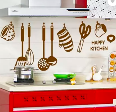 Shop: How to decorate your walls with wall stickers