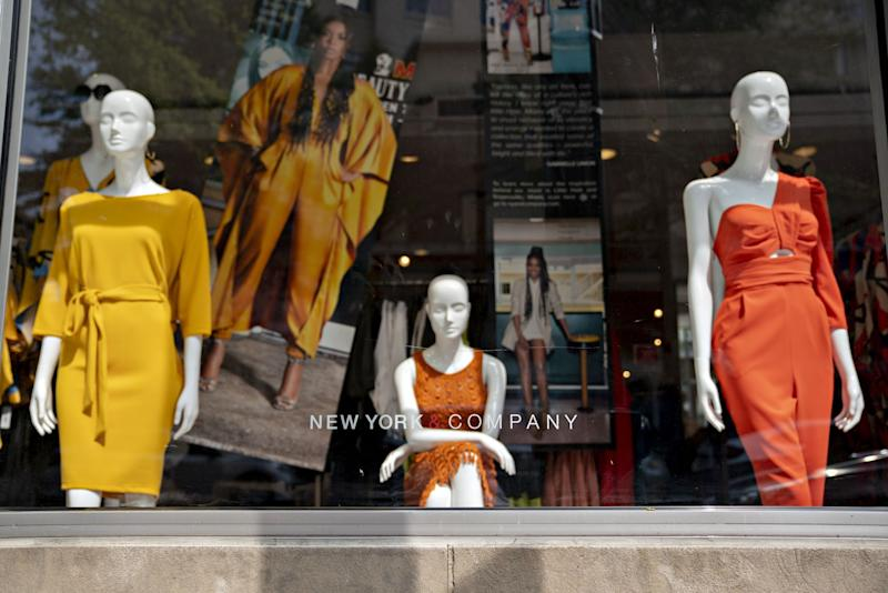 New York & Co. Parent Files Bankruptcy and May Shut Stores