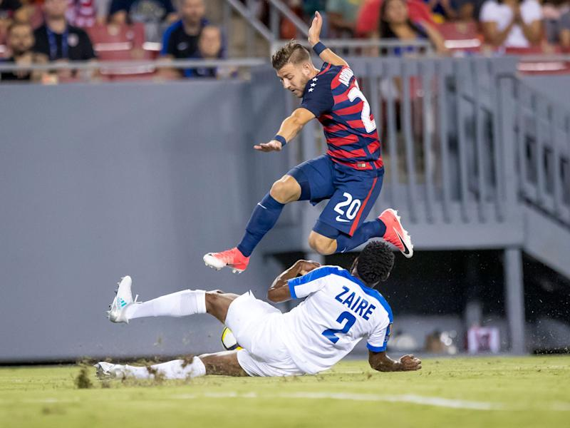 Arriola Joins DC United In Record Deal