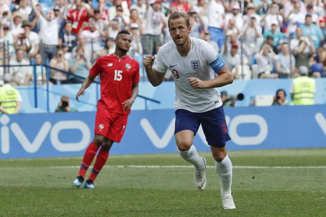 <p>England's Harry Kane was on fire against Panama </p>