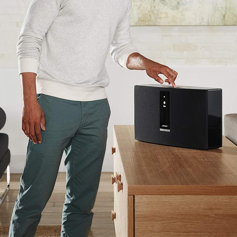 Upgrade your home audio. Bose on sale for Labor Day. (Photo: Amazon)