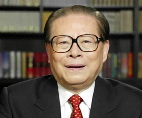 Former general secretary Jiang Zemin revealed that Politburo Standing Committee decisions were based on majority votes, and he had one vote as its leader. Photo: Handout