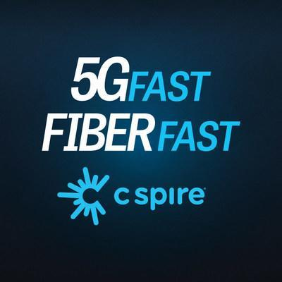 C Spire is ramping up an unprecedented growth project with a $1 billion investment over the next three years– the largest capital spend in company history - to accelerate the deployment of ultra-fast 5G wireless technology and all-fiber Gigabit broadband internet in key parts of its service area in the southeastern U.S.