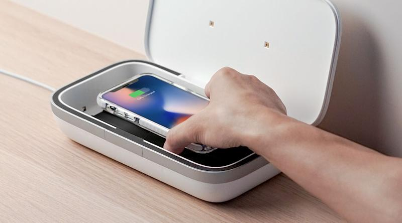 UV Sanitizer. Image via Casetify.