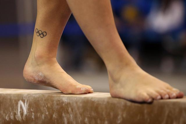 USA Gymnastics' settlement proposal is part of its bankruptcy filings. (Katharine Lotze/Getty Images)