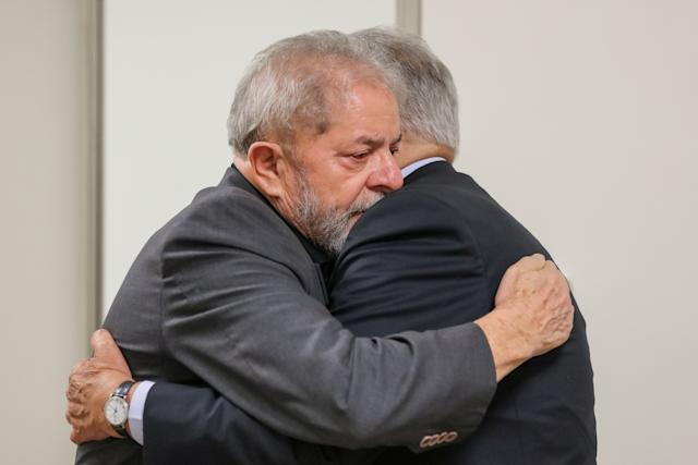 Brazil's Lula to hold vigil for late wife Saturday